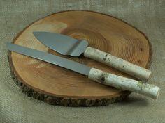 Set the knife  wedding cake wedding cake Birch by woodenartgallery, $30.00