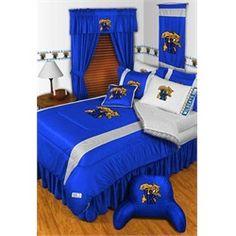 University of Kentucky Wildcats UK Bed In A Bag Set