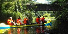 Kanutour in Warin Mecklenburg-Vorpommern #Abenteuer #Boote #Bootsfahrt