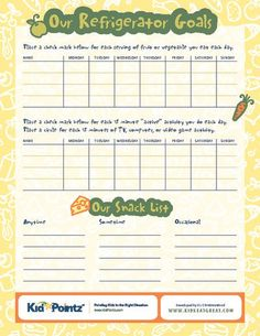 Behavior Charts - Reward System for Kids - Parenting   Kid Pointz