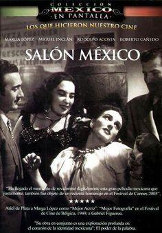 Salón México de pelicula