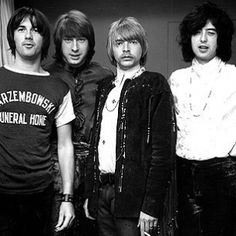 Chris Dreja, one of the original members of The Yardbirds where he played bass and rhythm guitar turns 69 today - he was born in Chris is shown here from left. -- L-R here Jim McCarty, Chris Dreja, Keith Relf and Jimmy Page - ca Music Is Life, My Music, Blue Soul, Led Zeppelin Iii, The Yardbirds, Jeff Beck, British Rock, Jimmy Page, British Invasion