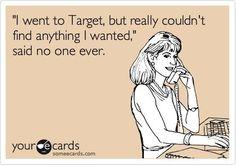 Target is a wonderland!