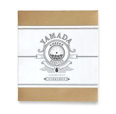 コーヒーのギフトパッケージ・ラッピング - アルニコデザイン