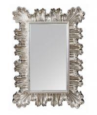 espejo clsico en resina modelo flora