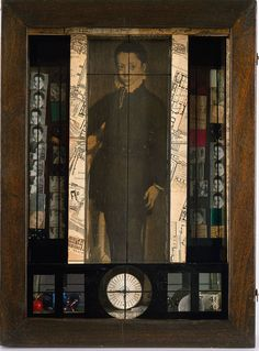 Joseph Cornell: Medici Slot-Machine 1942