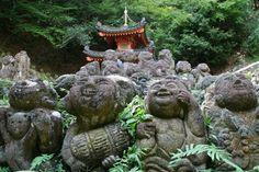 Attraction in Kyoto - Otagi Nenbutsu-ji: The Coolest Temple in Kyoto No One Has Heard Of