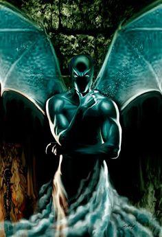 Um dos seus trabalhos que mais chamam a atenção são os personagens do icônico desenho animado Caverna do Dragão.