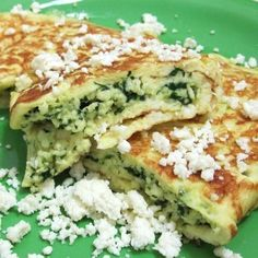 Savory Spinach Ricotta Crepes (South Beach Phase 1 Recipe) | Diet Plan 101