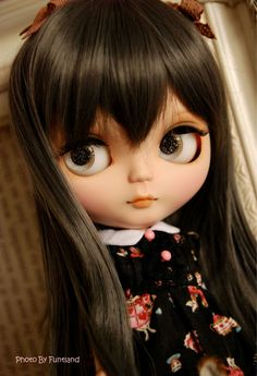 OOAK Custom Neo Blythe Art doll : Alice silver hair | eBay
