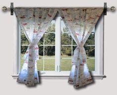race car curtains