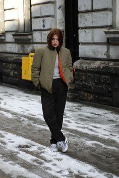 Horkruks / Laura Matuszczyk: wool & cashmere pants, AM Plus TN