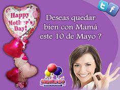 #Sorprende a #Mama con un #Arreglo de #Globocentro!!!