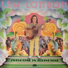 Lew London - Swingtime in springtime (LP) - NEAR MINT