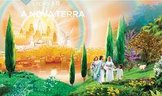 """A nova """"Jerusalém"""" Apocalipse 21 O novo Céu e a nova terra"""