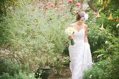 Garden Wedding - McCormick Home Ranch, Camarillo, CA.  Wedding Photography.  Vis Photography.