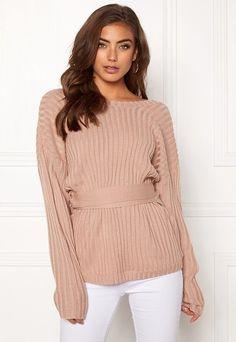 Bubbleroom - Sko & Klær på nett Turtle Neck, Pullover, Sweatshirts, Sweaters, Fashion, Moda, Hoodies, Fashion Styles, Sweater