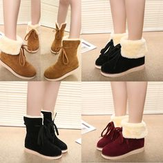 Want' to like a product without buying it, check this one out Hot Women UG Boot... only available on Costbuys http://www.costbuys.com/products/hot-women-ug-boots-snow-warm-winter-boots-botas-mujer-lace-up-fur-ankle-low-tube-boots-g-ladies-winter-shoes-botas-mujer-zapatos?utm_campaign=social_autopilot&utm_source=pin&utm_medium=pin