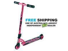 Madd Gear MGP VX3 Pro Scooter - Pink