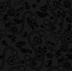 Monster High Background by Silvermoonlight217.deviantart.com on @deviantART