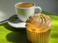 Mocha Coffee Butter Cream Frosting Recipe #ImperialSugar #cake #cupcakes