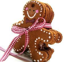 Craftberry Bush: You can't catch me! I'm the Gingerbread Man... and see how to make them