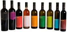 cecilia wines #wine #drink #packaging