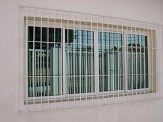 Grades para janelas tradicional