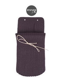 Pinned by K Purple Shoe Fringes | Clouds of Fashion