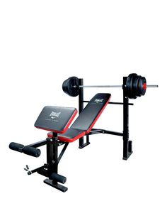 Shop online for free UK delivery & returns for over products including womens & mens clothing. Home Gym Basement, Black Bench, Preacher Curls, Home Gym Design, Weight Benches, Weight Set, Garage Gym, Bench Press, Exercises