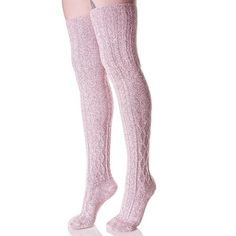 First Position Thigh High Socks ($38) ❤ liked on Polyvore featuring intimates, hosiery, socks, chunky knit socks, thigh high socks, scrunch socks, thigh high hosiery and pink socks - free lingerie, womens intimates, elle macpherson lingerie *sponsored https://www.pinterest.com/lingerie_yes/ https://www.pinterest.com/explore/lingerie/ https://www.pinterest.com/lingerie_yes/lingerie-dress/ https://www.amiclubwear.com/lingerie.html