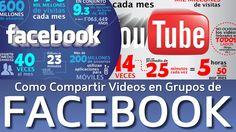 Como Compartir Videos en Grupos de Facebook