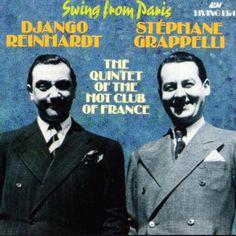 stephane grappelli -Swing From Paris- with django reinhardt