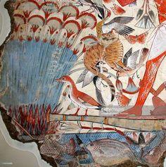 Ancient Egyptian Art, Ancient History, Art History, Tempera, Fresco, Ancient Discoveries, Egypt News, Kitty Images, Floor Art