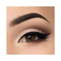 Eye Makeup Tips Beginners Secretly Want To Know. You can alter your natural eye shape with eyeliner Pretty Makeup, Love Makeup, Makeup Inspo, Makeup Inspiration, Classy Makeup, Pin Up Makeup, Fancy Makeup, Gorgeous Makeup, Makeup Goals