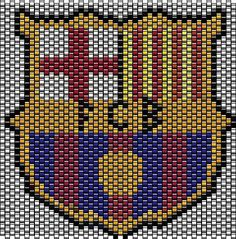 peyote escudo barcelona futbol