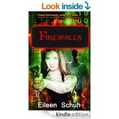 FIREWALLS by Eileen Schuh - Book Reader Magazine