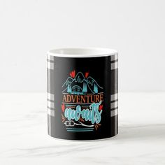 Camper Trailer Camping Outdoor Adventure Plaid Coffee Mug   #popular #dogs #cats camping ideas, camping food, tent camping, back to school, aesthetic wallpaper, y2k fashion Camping Gifts, Tent Camping, Camper Trailers, Aesthetic Wallpapers, Coffee Mugs, Plaid, Adventure, Outdoor, Outdoors