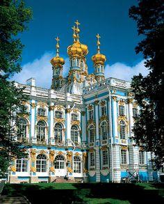 Catherine Palace,St. Petersburg,Russia…kendrasmiles4u
