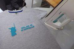 Personnalisation textile Cameo