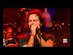 Pearl Jam in Texas. Do the evolution - #pearljam