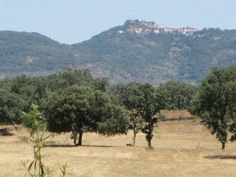 Finca Las Canadas, Extremadura, Spain. Eco friendly holidays in luxury safari tents in the middle of unspoiled nature