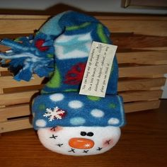 Christmas - Hang Me Anywhere - Snowman-Blue. Starting at $10 on Tophatter.com!