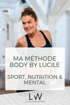 The Body By Lucile method- Hi ! It's Lucile Woodward! I am a sports coach, and for over 10 years I have been sharing my Body By Lucile method with you. Healthy, simple and headache-free fitness that has already won over women! Hiit Workout At Home, At Home Workouts, Lucile Woodward, 40 000, Coach Sportif, Fitness Nutrition, Pilates, Weight Loss, Sports