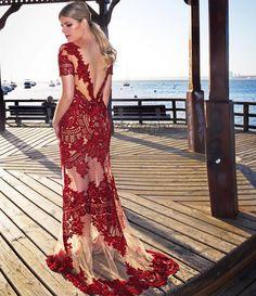 Manu Carvalho I Wedding Dress