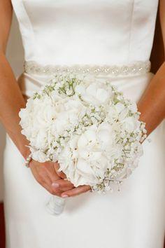 An outdoor garden wedding in Cork - Claire O'Rorke Photography Bridal Bouquets, Garden Wedding, Cork, Claire, Real Weddings, One Shoulder Wedding Dress, Brides, Wedding Dresses, Blog