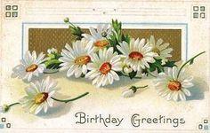 vintage cards   ... Vintage Holiday Crafts » Blog Archive » Free Vintage Birthday Cards