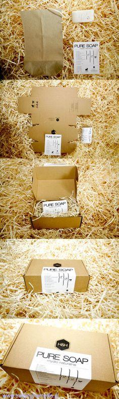 Jak mydełka wskakują do pudełek? :) - Tradycyjne Mydła