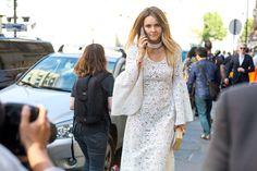 Couture Culture: The Best Street Style from Paris  - HarpersBAZAAR.com