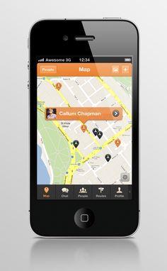 Map App Inspiration